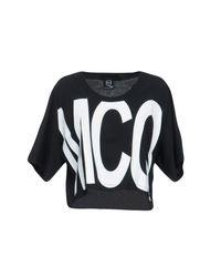 McQ Alexander McQueen - Black T-shirt - Lyst