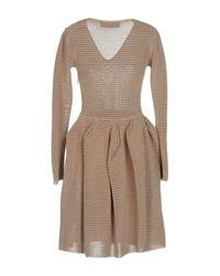 Antonino Valenti | Pink Short Dress | Lyst