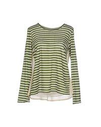 Jucca - Green T-shirt - Lyst