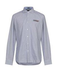 North Sails Blue Shirt for men