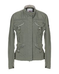 Peuterey - Green Jacket - Lyst