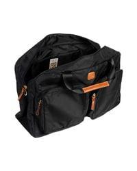 Bric's - Black Work Bags for Men - Lyst