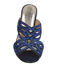 Chiara Pasquini - Blue Sandals - Lyst