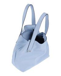 Coccinelle - Blue Handbag - Lyst
