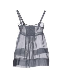 I'm Isola Marras - Blue Top - Lyst