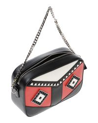 Les Petits Joueurs - Black Handbag - Lyst
