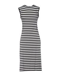 Nicole Miller Artelier - Black Knee-length Dress - Lyst