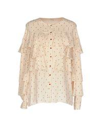 Vilshenko - White Shirt - Lyst