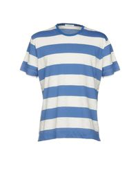 Obvious Basic | Blue T-shirt for Men | Lyst