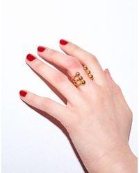 Gogo Philip - Metallic Ring - Lyst