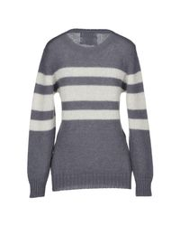 Ainea - Gray Sweater - Lyst