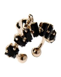 Givenchy - Black Earrings - Lyst