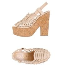 Ouigal - Natural Sandals - Lyst