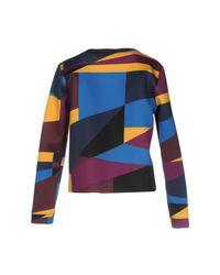 Sportmax Code - Yellow Sweatshirt - Lyst