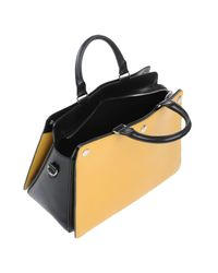 Mulberry - Yellow Handbag - Lyst