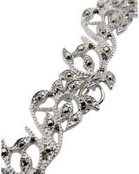 8 - Metallic Bracelet - Lyst