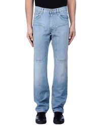 Marina Yachting - Blue Denim Pants for Men - Lyst