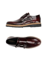 Thompson | Brown Loafer for Men | Lyst