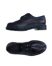 Dr. Martens - Black Lace-up Shoes - Lyst