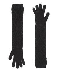 Maliparmi - Gray Gloves - Lyst