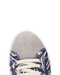 Springa - Gray Low-tops & Sneakers - Lyst