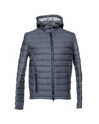DKNY - Blue Jacket for Men - Lyst