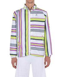 Adidas Originals White Jacket for men