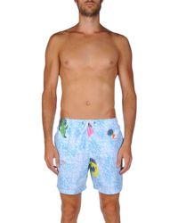 Boardies - Blue Swimming Trunks for Men - Lyst