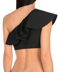 Pinko Black Bikini Top