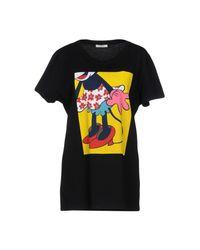 Iceberg - Black T-shirt - Lyst