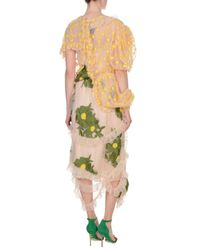 Simone Rocha - Multicolor Knee-length Dress - Lyst