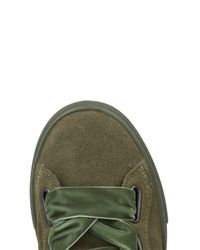 Divine Follie - Green Low-tops & Sneakers - Lyst