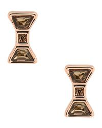Marc By Marc Jacobs - Metallic Earrings - Lyst