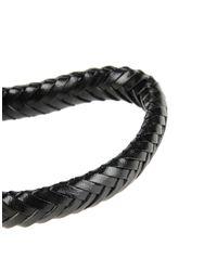 Alexander McQueen Black Bracelet