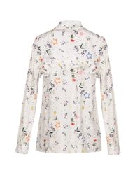 CO|TE - White Shirt - Lyst