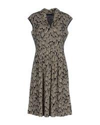 Siyu - Black Short Dress - Lyst