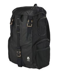 Nixon - Black Backpacks & Fanny Packs for Men - Lyst