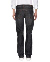 Notify - Black Denim Pants for Men - Lyst