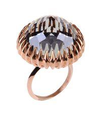 Katie Rowland - Metallic Ring - Lyst