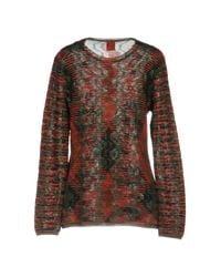 M Missoni - Multicolor Sweaters - Lyst