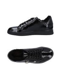 Versus  Black Low-tops & Sneakers for men