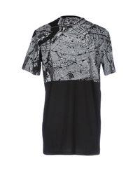 Jil Sander - Black T-shirt for Men - Lyst