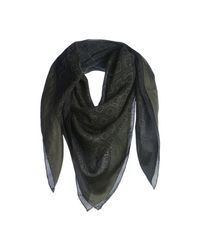 Dries Van Noten - Black Square Scarf - Lyst