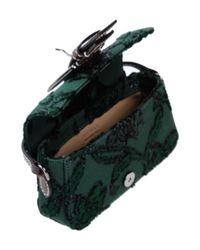 Rochas - Green Cross-body Bag - Lyst