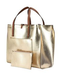 8 - Metallic Handbag - Lyst