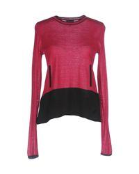 Armani Jeans - Pink Sweater - Lyst