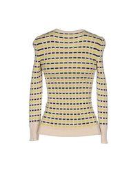 Maison Margiela - Natural Sweater - Lyst