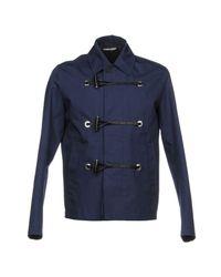Dior Homme - Blue Jacket for Men - Lyst