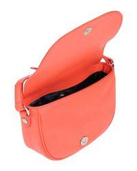 Love Moschino - Orange Cross-body Bag - Lyst