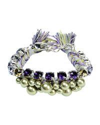 Joomi Lim   Green Bracelet   Lyst